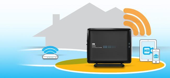 Ampliar señal de la red Wifi