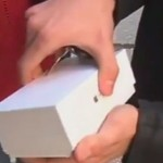 iPhone 6 se le cae en directo