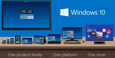 Windows 10, el nuevo sistema operativo de Microsoft