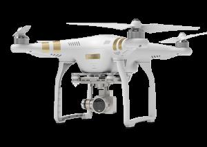 ¿Que es un dron?, Phantom 3